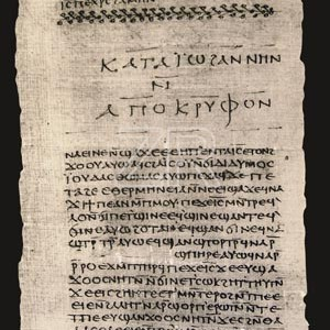 5729 Nag Hammadi gospel of Thomas