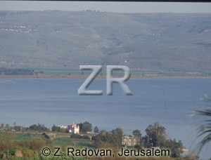 590-9 Sea of Galilee