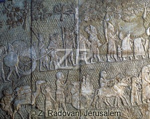697-4 Lachish Captives
