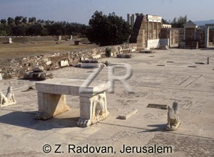 702-6 Sardis synagogue