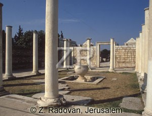 703-3 Sardis synagogue