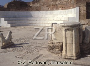 705-1 Sardis synagogue