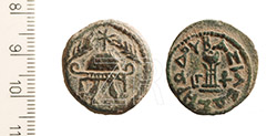 753-12 Herod the Great coins