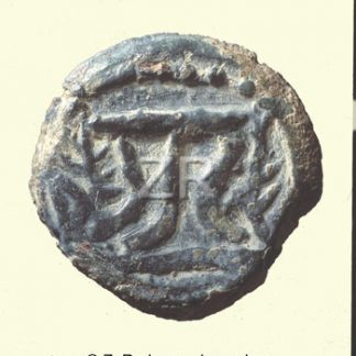 753-4 Herod the Great coins