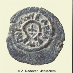 753-5 Herod the Great coins