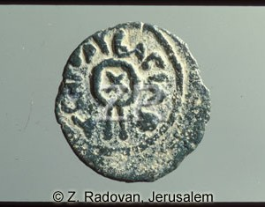 753-6 Herod the Great coins