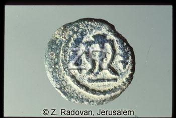 753-7 Herod the Great coins