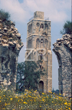 760-2 Ramle minaret