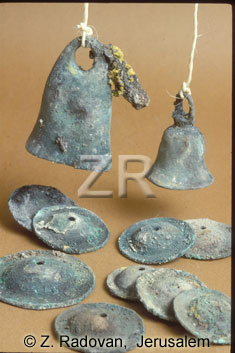 781-1 Bells and cymbals