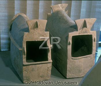 792-3 Chalcolithic ossuary