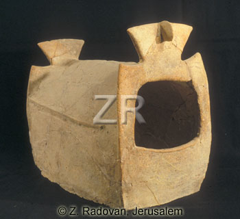 792-4 Chalcolithic ossuary