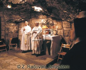 813-1 Nativity Catacombs
