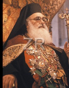815-6 Greek Patriarch