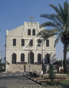 835-3 Rishon synagogue