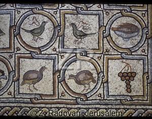 846-2 Birds mosaic