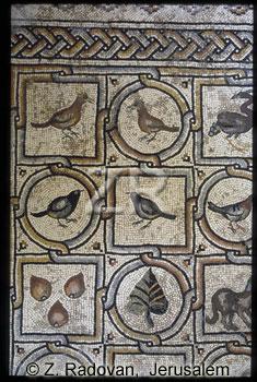 846-5 Birds mosaic