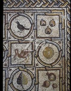 846-7 Birds mosaic