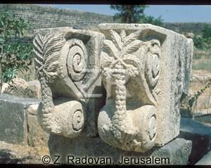 888-6 Capernaum Synagogue