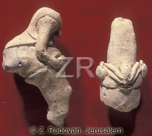 938-1 Neolithic figurines