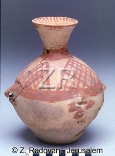 940-1 Chalcolithic pottery