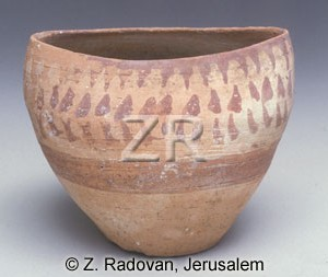 940-4 Chalcolithic pottery