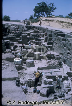 982-2 Ashdod excavations