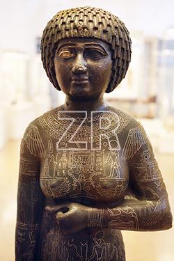6226. Priestess Takushit, Egypt.