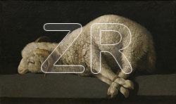 6477. Agnus Dei by Zurbaran