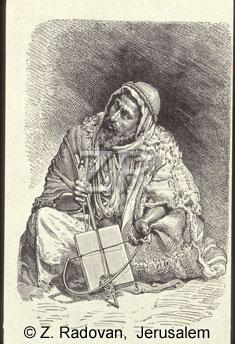 1195 Bedwi musician