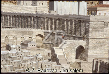 1325-5 Temple Stairway