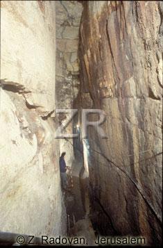 1398-2 Western Wall tunnel