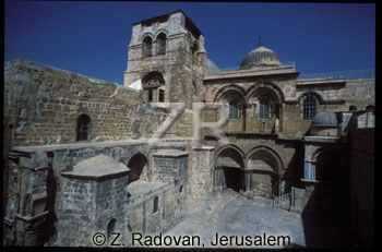140-1 The Holy Sepulcher
