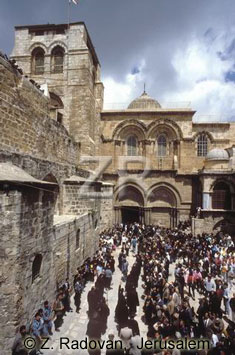 140-12 The Holy Sepulcher
