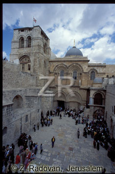 140-5 The Holy Sepulcher