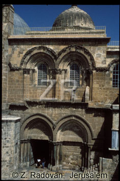 140-9 The Holy Sepulcher