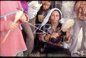 1438-3 Spinning yarn
