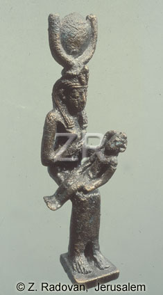 1491-1 Isis and Horus