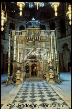 154-2 The Tomb of Christ