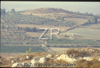 1563-3 The valley of Ayalon
