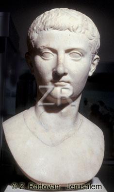 1568-5 Emperor Tiberius