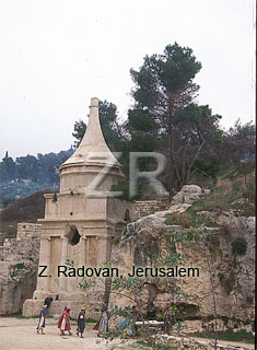 168-7 Tomb of Absalom
