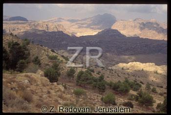 1804-8 Edom mountains