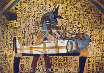 1880 God Anubis