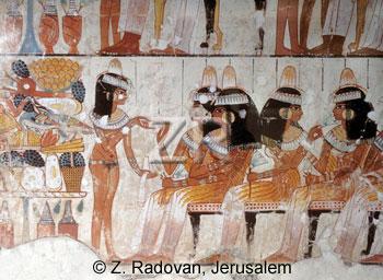 1890-1 Egyptian ladyes