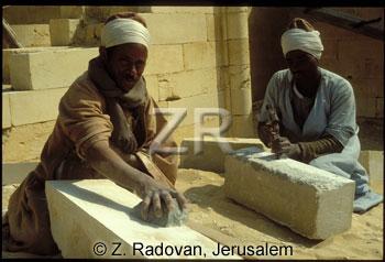2040-2 Stone mason