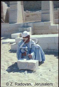 2040-4 Stone mason