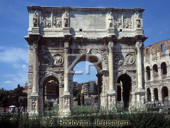 2147-2 Arch of Constantine