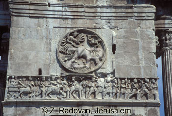 2148-3 Arch of Constantine