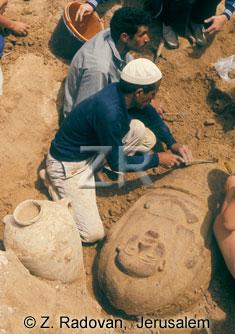 218-5 Excavating Anthropoid