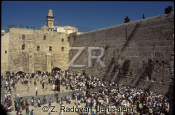2243-2 The Western Wall